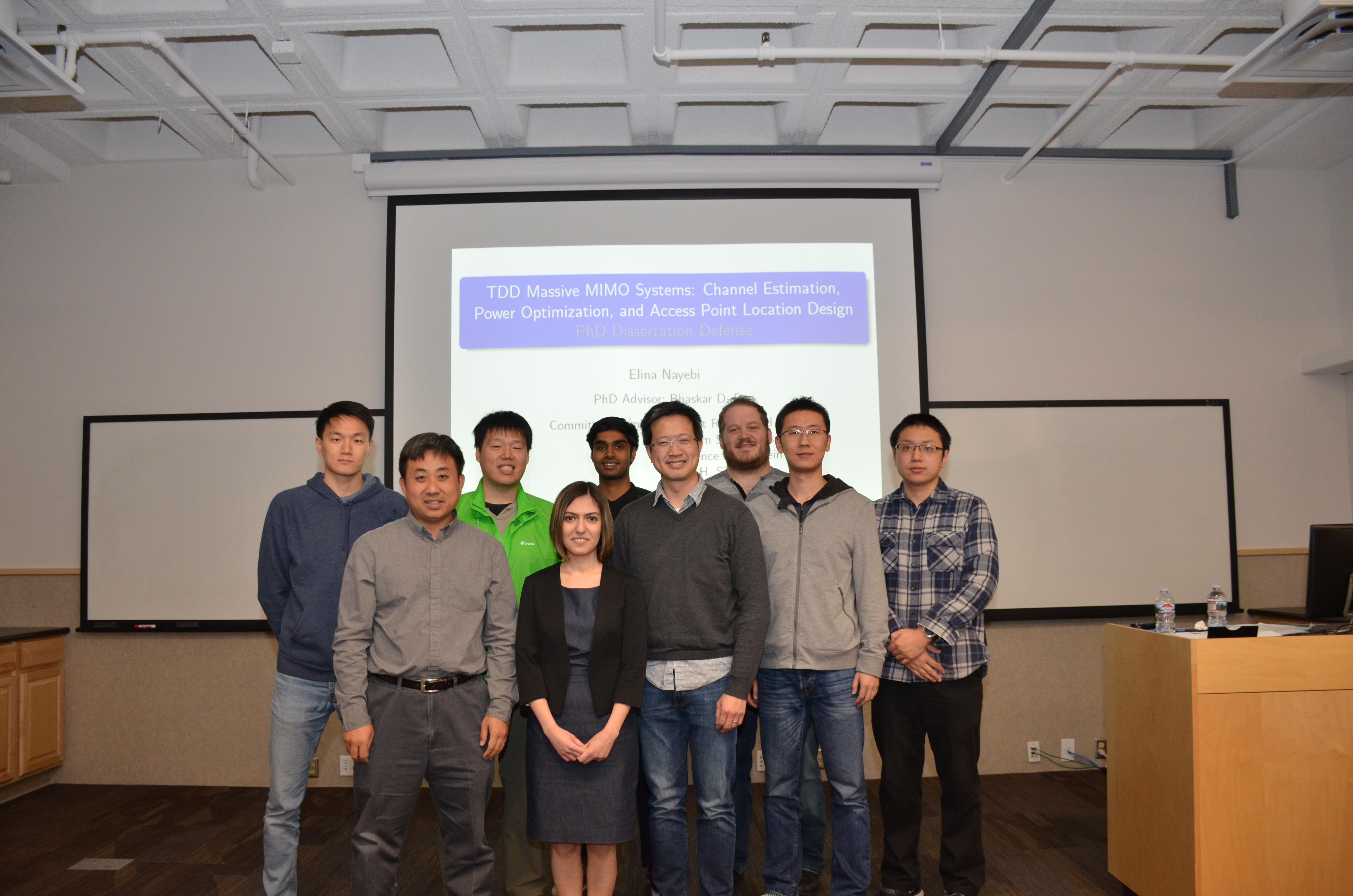 Ucsd thesis defense